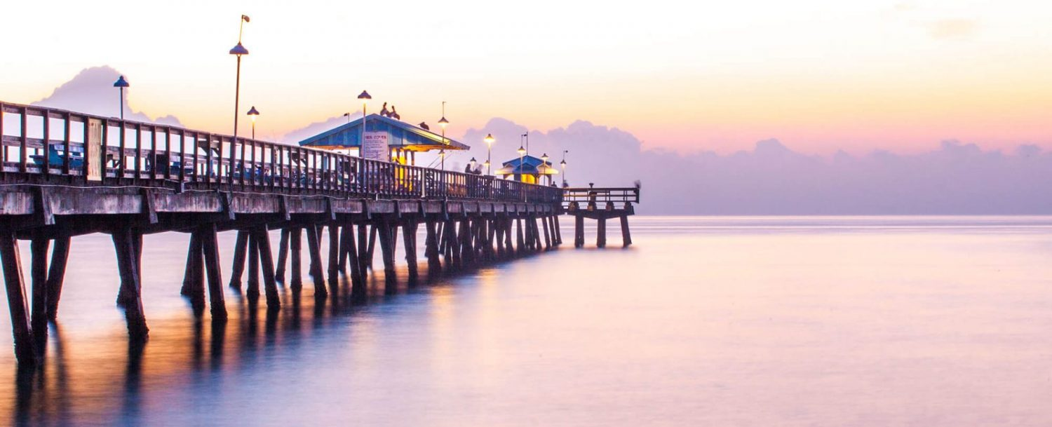 exploring the beach and pier is one of the best things to do in fort lauderdale, fl