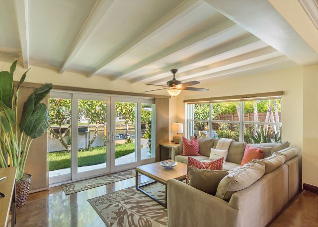 Interior shot of Floridian House, near the best Best Parks in Fort Lauderdale
