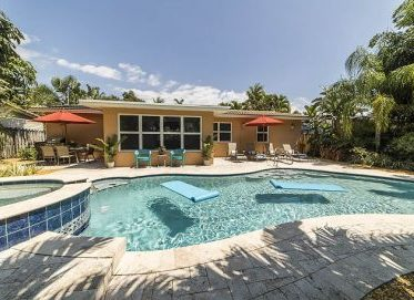 Vacation rental near the best Fort Lauderdale Stadium Events