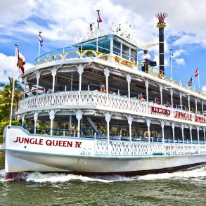 Fort Lauderdale Jungle Queen Cruise