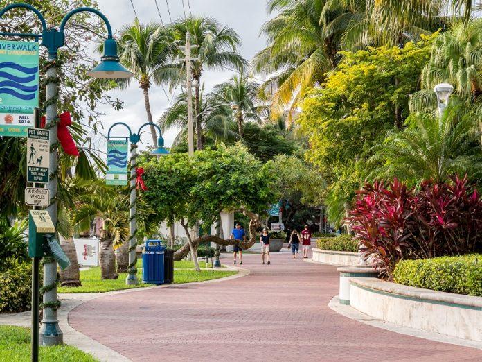 Fort Lauderdale Riverwalk