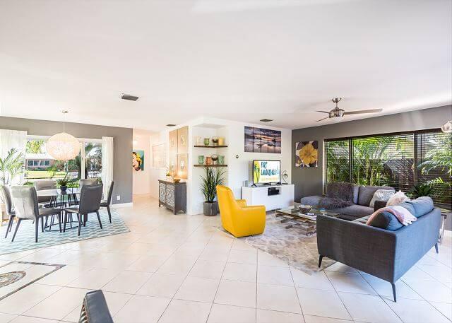 Casa Pura Vida Living Room