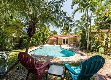 Home near Fort Lauderdale Aquariums