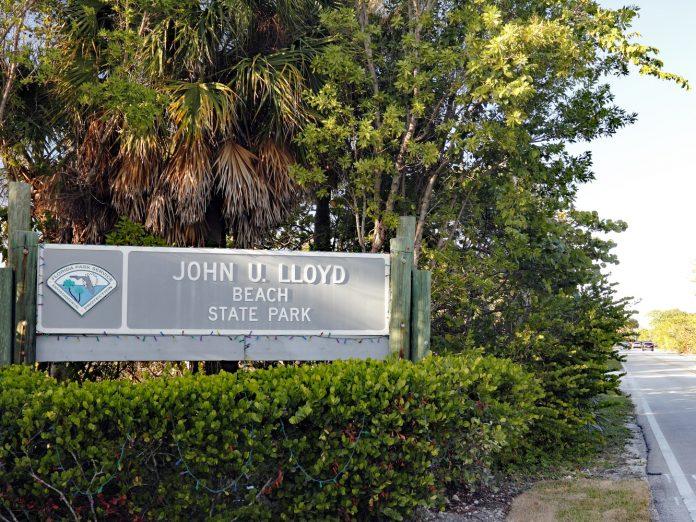 John U. Lloyd Beach State Park