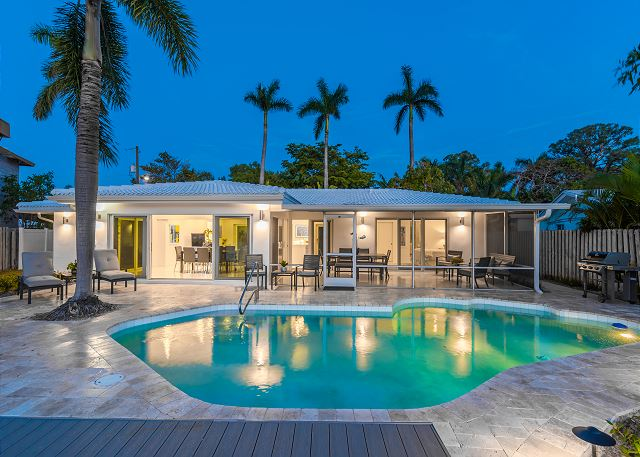 Martell House - a Wilton Manors Home