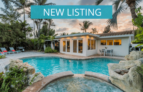 New Listing Pineapple Paradise