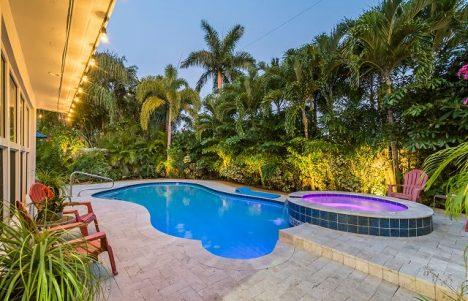 casa del sol pool Fort Lauderdale