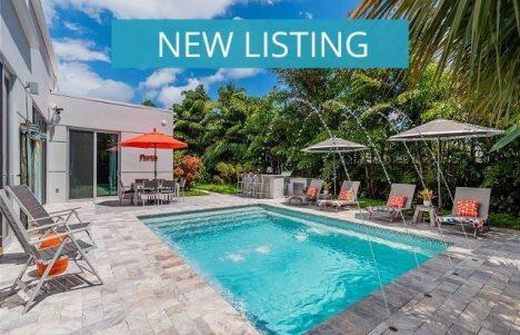 Modern Paradise new listing